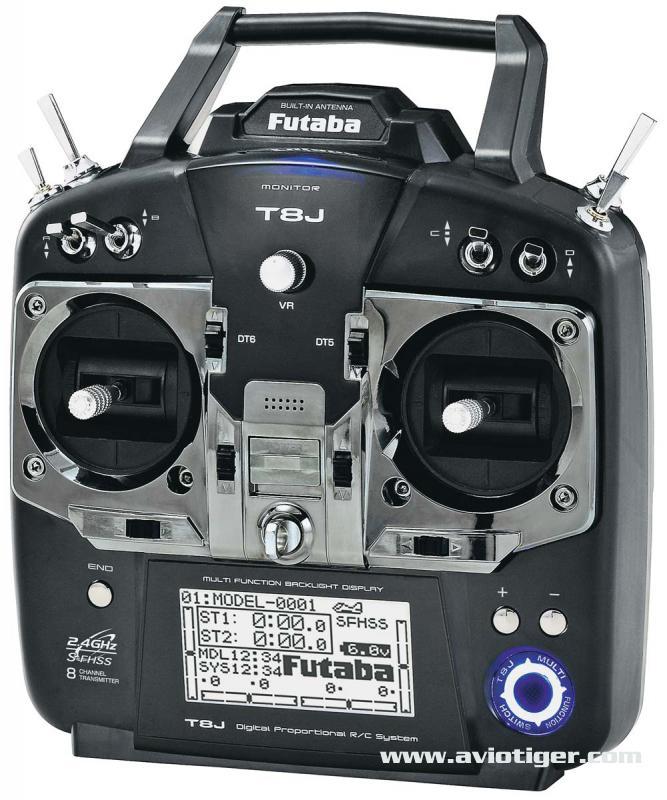 Radiocommande à volant RC 1001maquettes