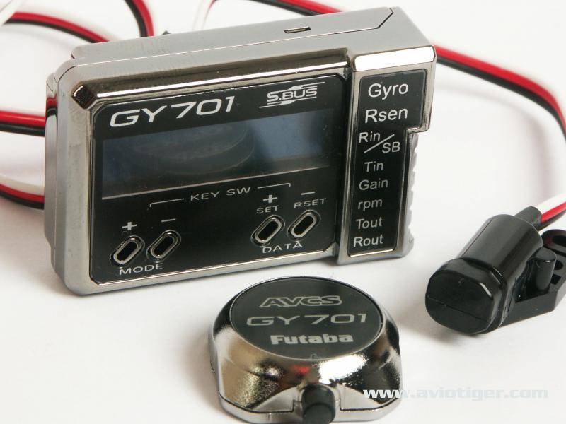 Gyroscope RC radiocommande 1001maquettes