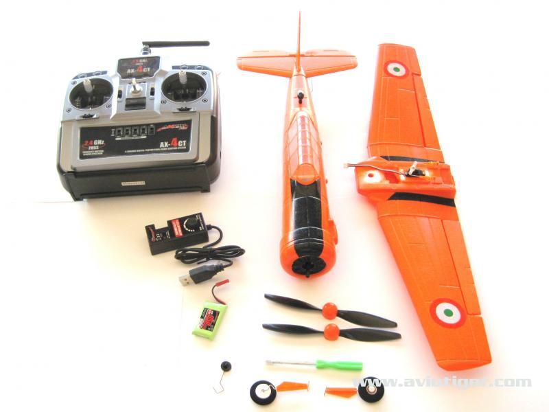 Jet RTF radiocommandé 1001maquettes